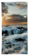Thors Well Cape Perpetua 2 Beach Towel