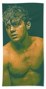 Thoughtful Youth Series 14 Beach Towel