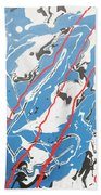 Three Roads And Four Islands Beach Towel