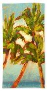 Three Sisters - Keauhou Bay Beach Towel