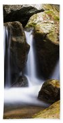 Three Waterfalls Beach Towel