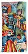 Three Wise Men Beach Towel