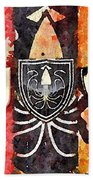 Thrones Beach Towel