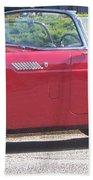 Thunderbird Classic 1955 Beach Towel