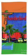 Thunderbird Beach Towel