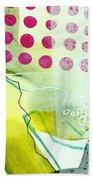 Tidal 19 Beach Towel by Jane Davies