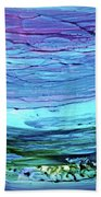 Tidal Pool Beach Towel