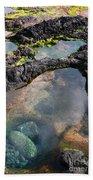Tidal Pool Beach Towel