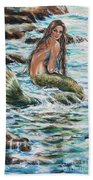 Tidepool Beach Towel
