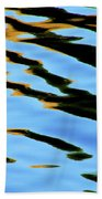 Tiger Stripes Beach Towel