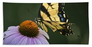 Tiger Swallowtail 2 Beach Towel