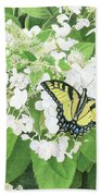 Tiger Swallowtail Beach Towel