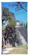 Tikal Iv Beach Towel