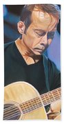 Tim Reynolds And Lights Beach Towel