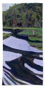 Tim River - Algonquin Beach Sheet