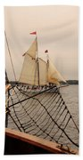 Timberwind Off The Bow Beach Towel