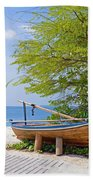 Time Out Beach Towel