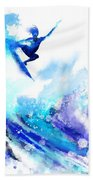 Time To Fly Beach Towel