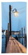 Timeless Venice Beach Towel