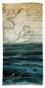 Timeless Voyage II Beach Towel
