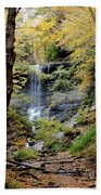 Tinker Falls Beach Towel