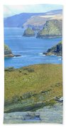 Tintagel Beach Towel
