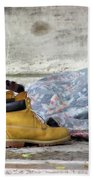 To Sleep Perchance To Dream Beach Towel