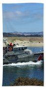 To The Rescue 2 Beach Towel