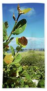 To The Sky Gp Beach Towel