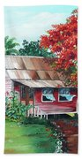 Tobago Country House Beach Towel