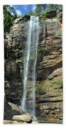 Toccoa Falls Beach Towel