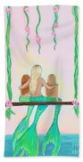 Together Fun Beach Towel