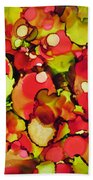 Tomato Plant Beach Towel