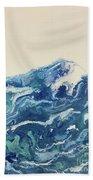 Too Blue Beach Sheet