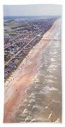 Topsail Buzz Surf City Beach Towel