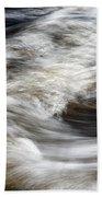 Water Flow 2 Beach Towel
