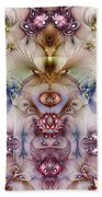 Totemic Isotropy Beach Towel
