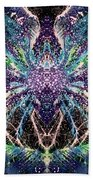 Totems Of The Vision Quests #1530 Beach Towel