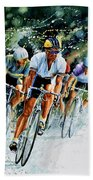 Tour De Force Beach Towel