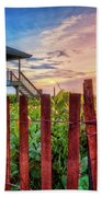 Tower At The Dunes Beach Towel