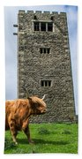 Tower Of Joy Beach Towel