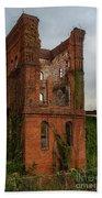 Tower Of Ruins Beach Towel
