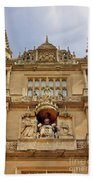 Tower Of The Five Orders Bodleian Library Oxford Beach Towel
