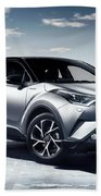 Toyota C-hr Beach Towel