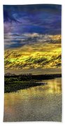 Tranquil Morning Beach Towel