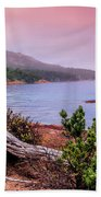 Tranquillity At Dawn Beach Towel