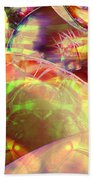Transabstrct-20 Beach Towel