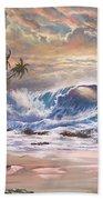 Transcending Beauty Beach Towel