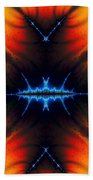 Transient Propagation Beach Towel