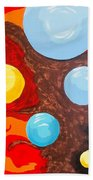Transitions Time Space And Visions Of November Beach Towel